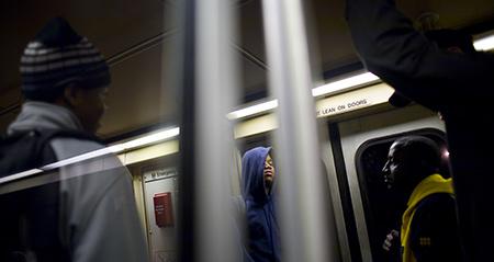 Metro Moment #2