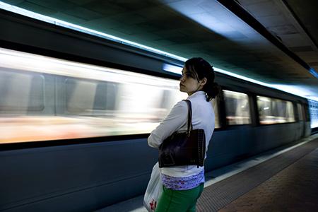 Metro Moment #3